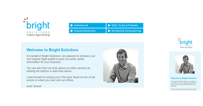 Featured Case Study - Bright Solicitors