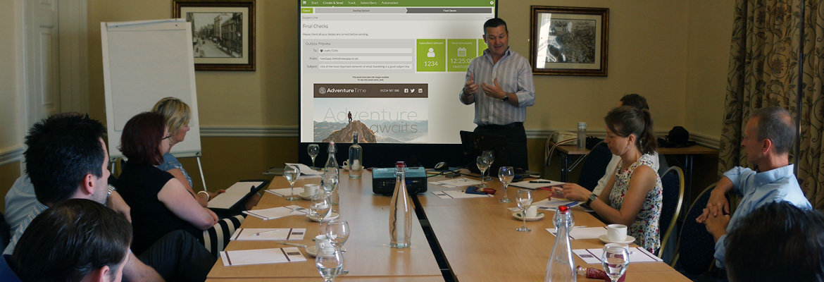 In-house Training - learn from the best in the business